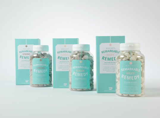 Rosy Lee's Remarkable Remedy Tea Packaging By Kylie-Ann Homer, Sadie Hines-Dedman & Senwelo Foster